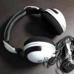 ヘッドセット : Steelseries 5H v2 White【FPS特化ヘッドセット】