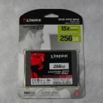 動画によるレビューと換装 SSD 256GB : Kingston KC400
