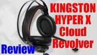 高級ゲーミングヘッドセットレビュー「Hyper X Cloud Revolver」