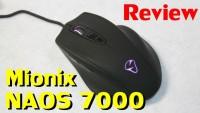 ゲーミングマウスレビュー : Mionix NAOS 7000